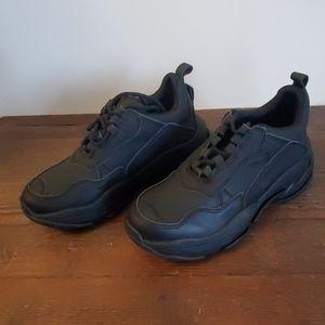New Jeffrey Campbell Women's Lo Fi Sneakers Size 8